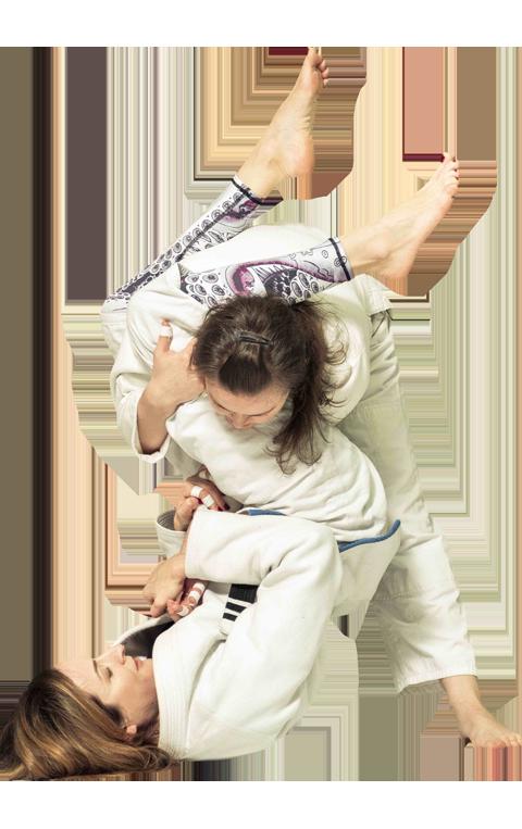 jiu jitsu women
